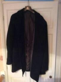 M & S Overcoat
