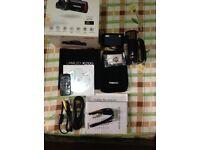 Toshiba Camileo X200 Full Hd 1080 Handycam