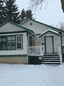 11724 103 Ave- 2 Bedroom Character Home
