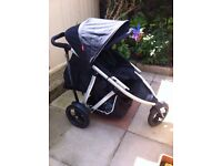 Phil and Teds Vibe V2 Double Pushchair Buggy