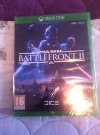 Battlefront 2 Xbox one game