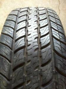 """4 - 2005 - older Uplander/Montana Van 16"""" Steel Rims (5X115) with Total Terrain Tires 215/70 R16"""