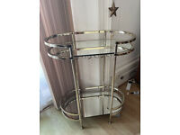 Art Deco Style Drinks Table