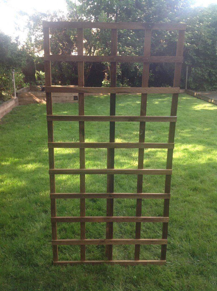 6 X3 Heavy Duty Garden Trellis In Diss Norfolk Gumtree