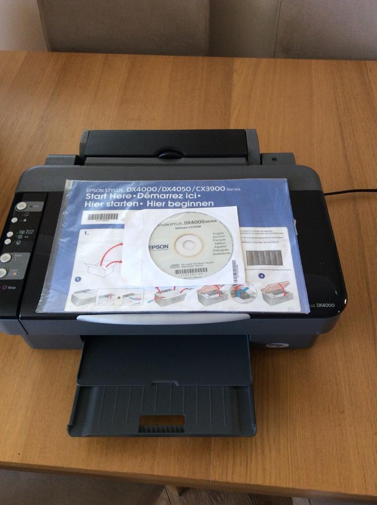driver stampante epson stylus dx4000