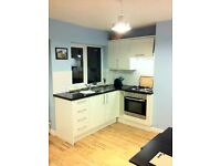 2 Bedroom House For Rent. Langley Grove, Prestwich, Manchester. Modern Finish, Drive and Gardens.
