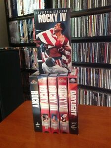 ROCKY BALBOA COLLECTION Stallone LOT Great Price
