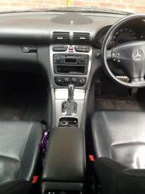 Mercedes Benz C200 Kompressor Auto