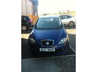 2006 SEAT TOLEDO REDUCED FOR QUICK SALE £995