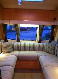 BAILEY PEGASUS 546 6 BERTH 2010 MODEL