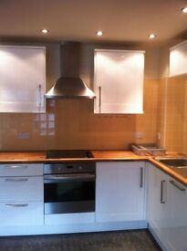 Delightful 2 Bedroom Flat in new modern development, within 1 minute walk of HH train station