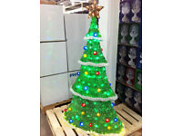 LED Lighted Christmas Tree by Philips 1.52m, 5 foot, Indoor/Outdoor Decoration NEW
