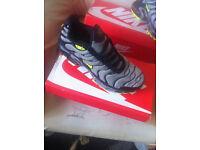 Nike air tns grey