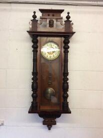 Vienna pendulum clock