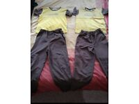 Brownie Guide Uniform T-shirt and Trousers x2 (Age 7-9 years)