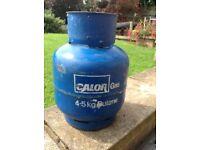 Calor gas bottle empty