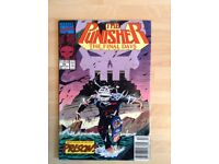 Marvel Comics The Punisher The Final Days Four of Seven #56 (1991)