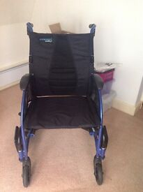Top quality portable wheelchair