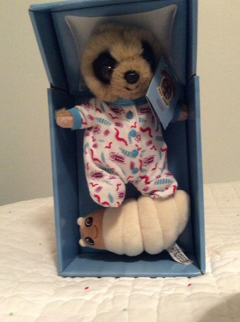 Meerkat Baby Oleg. New, unused