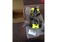 Unilite head torch yellow brand new