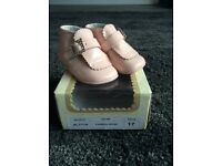 Brand new baby shoes .. boxed ..