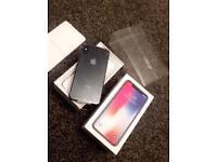 iPhone X 256GB Unlocked Quick Sale £775