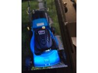 Petrol lawnmower very good condition