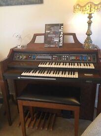 Electric Organ. Baldwin Interlude.