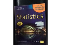 Statistics S1 A level Mathematics