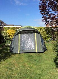 Regatta great outdoors hydrafort 4 person family tent