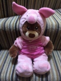 Build a Bear with Piglet onsie