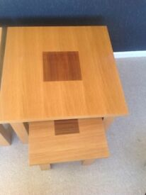 Nest of tables£90