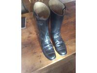 Altberg vintage motorcycle boots Size 11 Eu 45