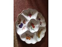 Royal Worcester Dish perfect condition
