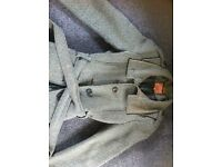 Extra slim Woman's TedBaker Herringbone coat size 1
