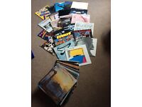 60 assorted LP vinyl records.all good condition . Collection only.