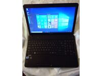 toshiba c650, 1TB HD, 8GB ram, i3 proc 2.27Ghz , win 10