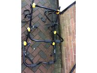 Halfords bike rack for up to 3 bikes