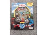 Thomas and friends book with suction cups