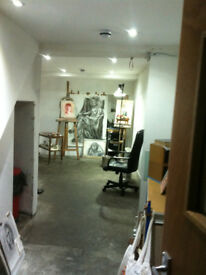 office space / creative studio space