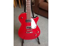 GRETSCH G5421 jet club firebird red.