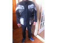 Motorbike mens jacket xs