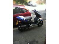 Peugeot Speedfighter 100cc