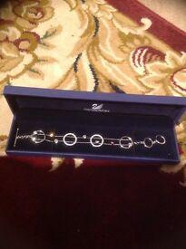 Sworvski bracelet