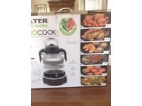 Salter Aero cook for healthy cooking