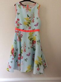 Beautiful Dress Ted Baker Age 12 years