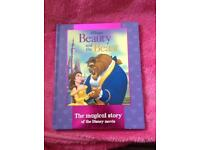 Disney Children's Books - Beauty and the Beast, Jungle Book, Lady and the Tramp