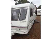 Swift classic alouette 2000 5 berth