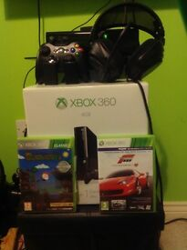 Xbox 360 GO 4GB plus 320GB