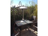 Patio heater - table top